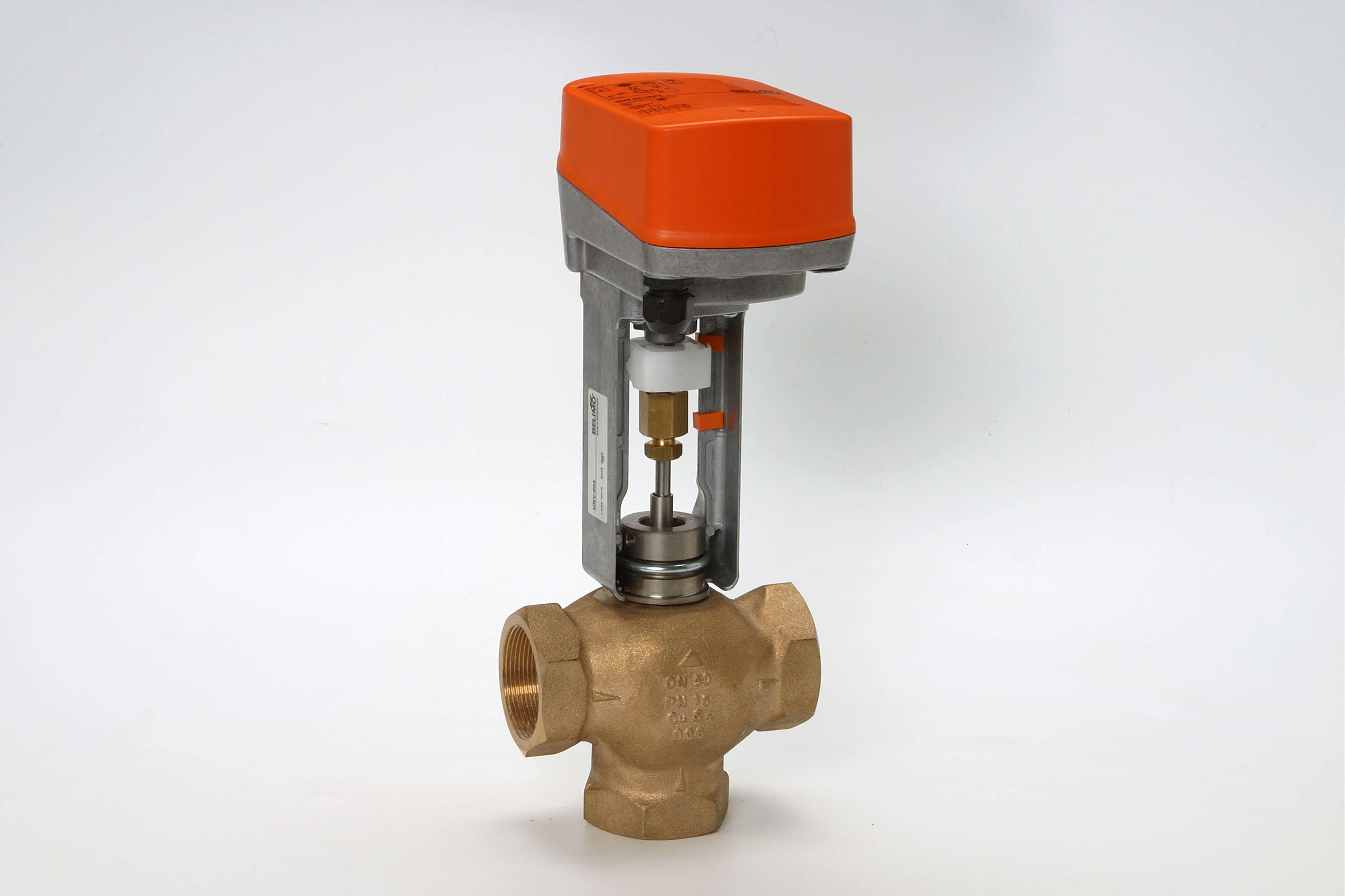 Инструкция трехходовые клапаны