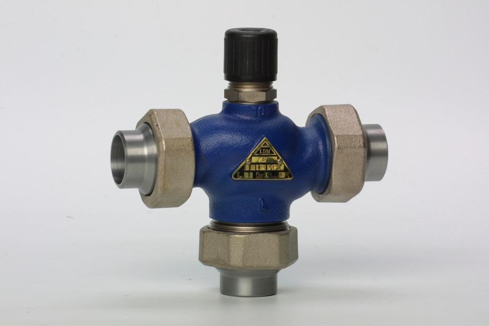 седельный клапан резьбовой RV111