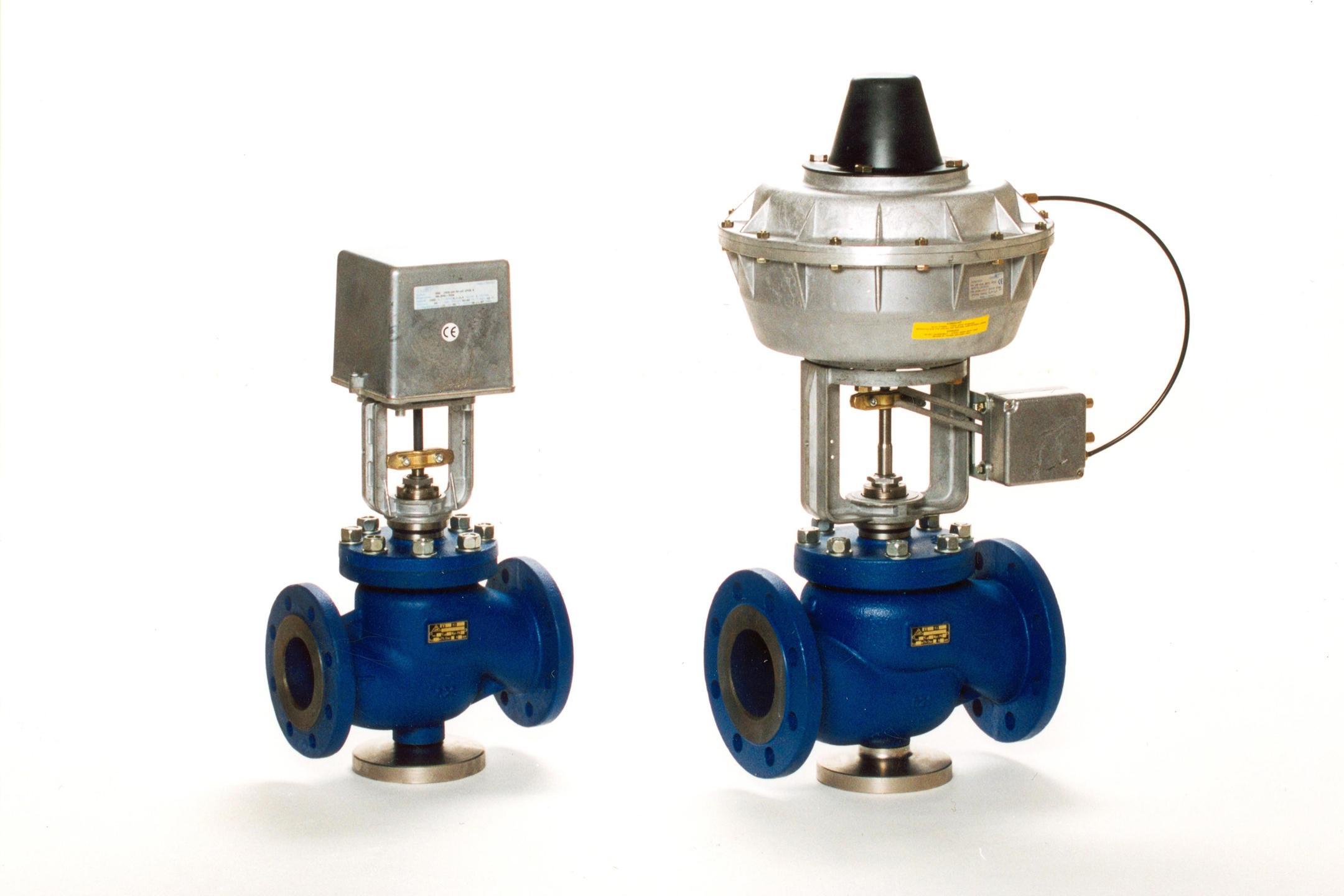 Пневматические клапаны 3351 CSVCS
