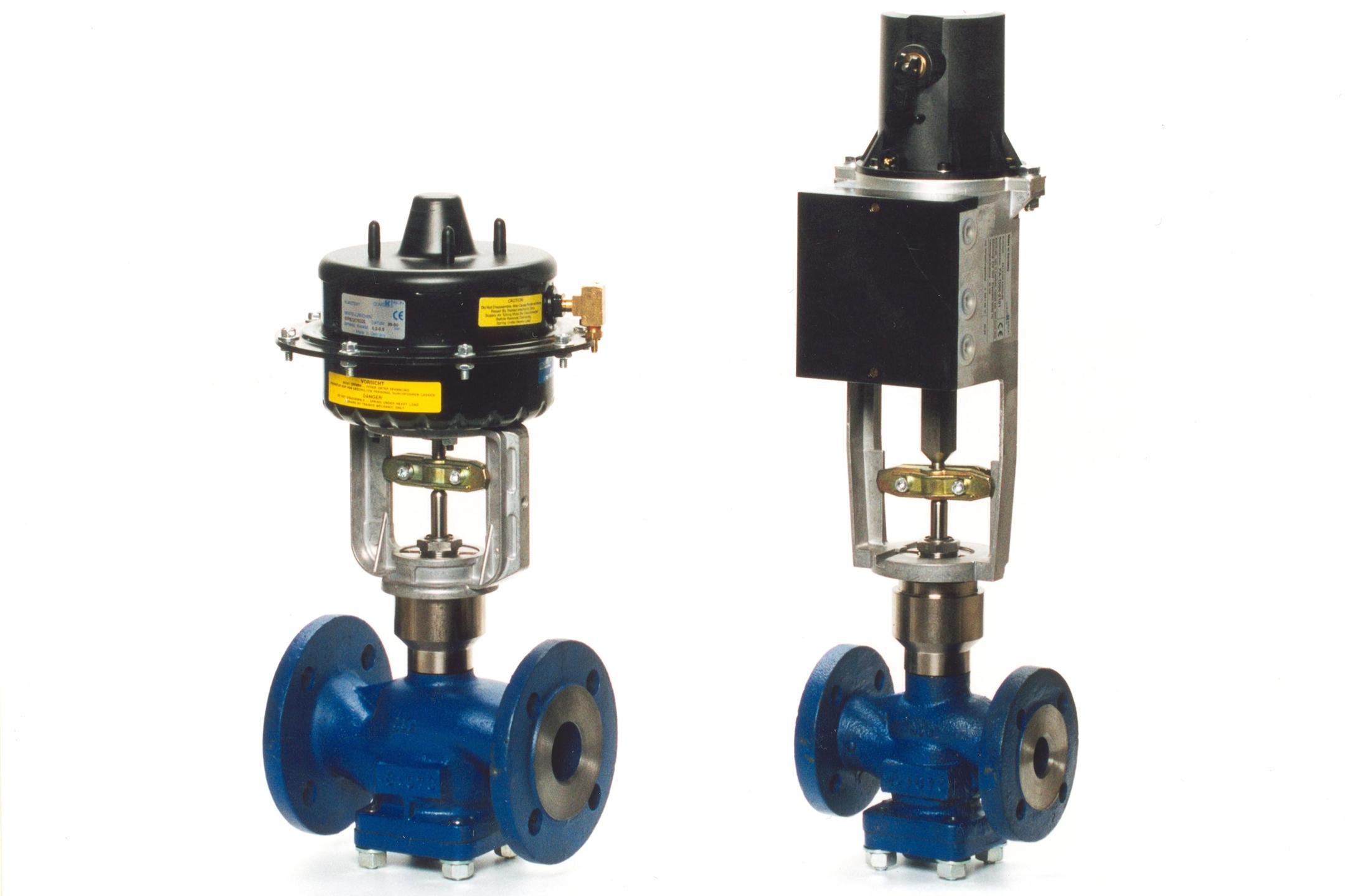 Регулирующие клапаны 241-2, 243-2