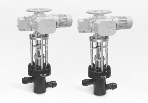 регулирующий клапан RV805